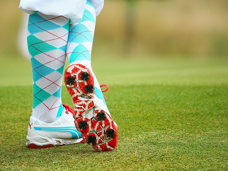 Plus-fours: Plus-one for Rickie Fowler