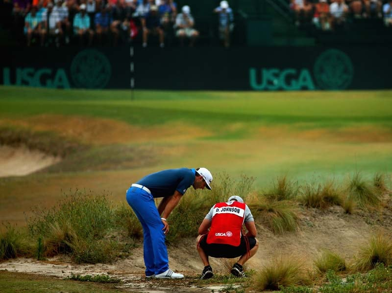 'OK, this is definitely a bunker ... right?'