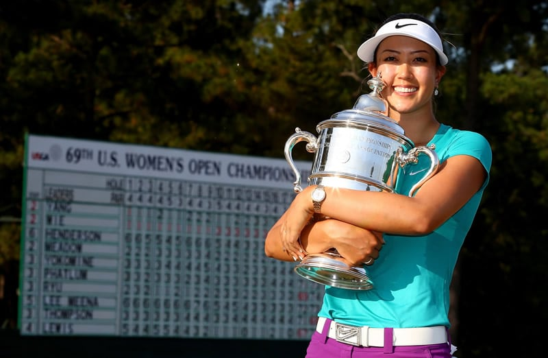 U.S. Women's Open: Michelle Wie