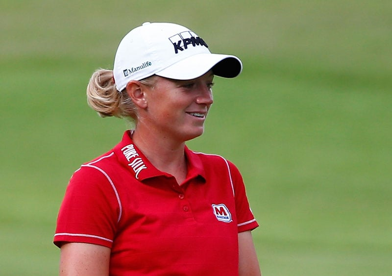 Stacy Lewis