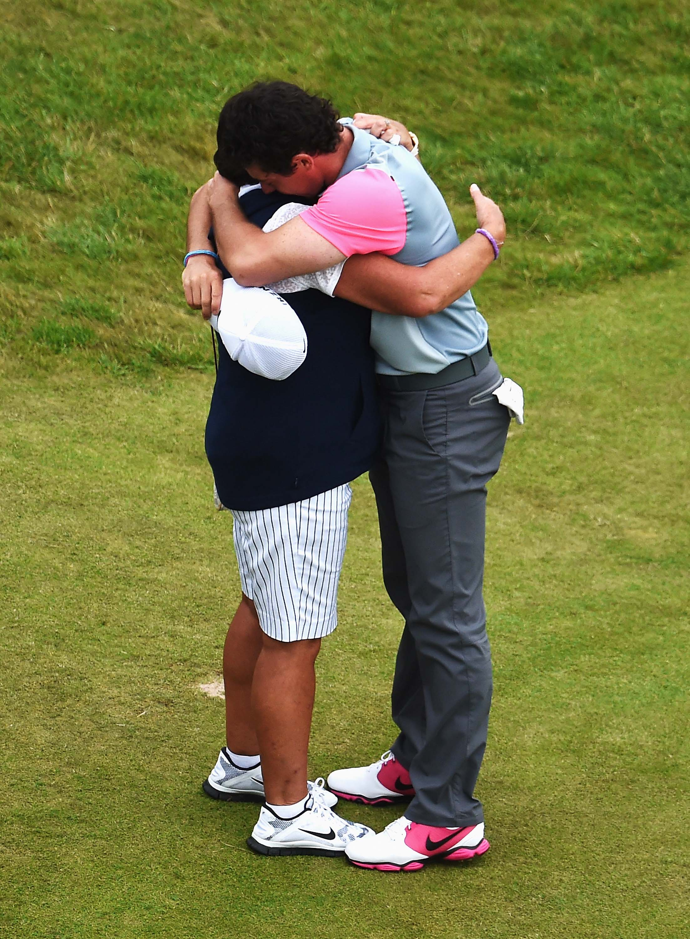 Rory and Rosie McIlroy