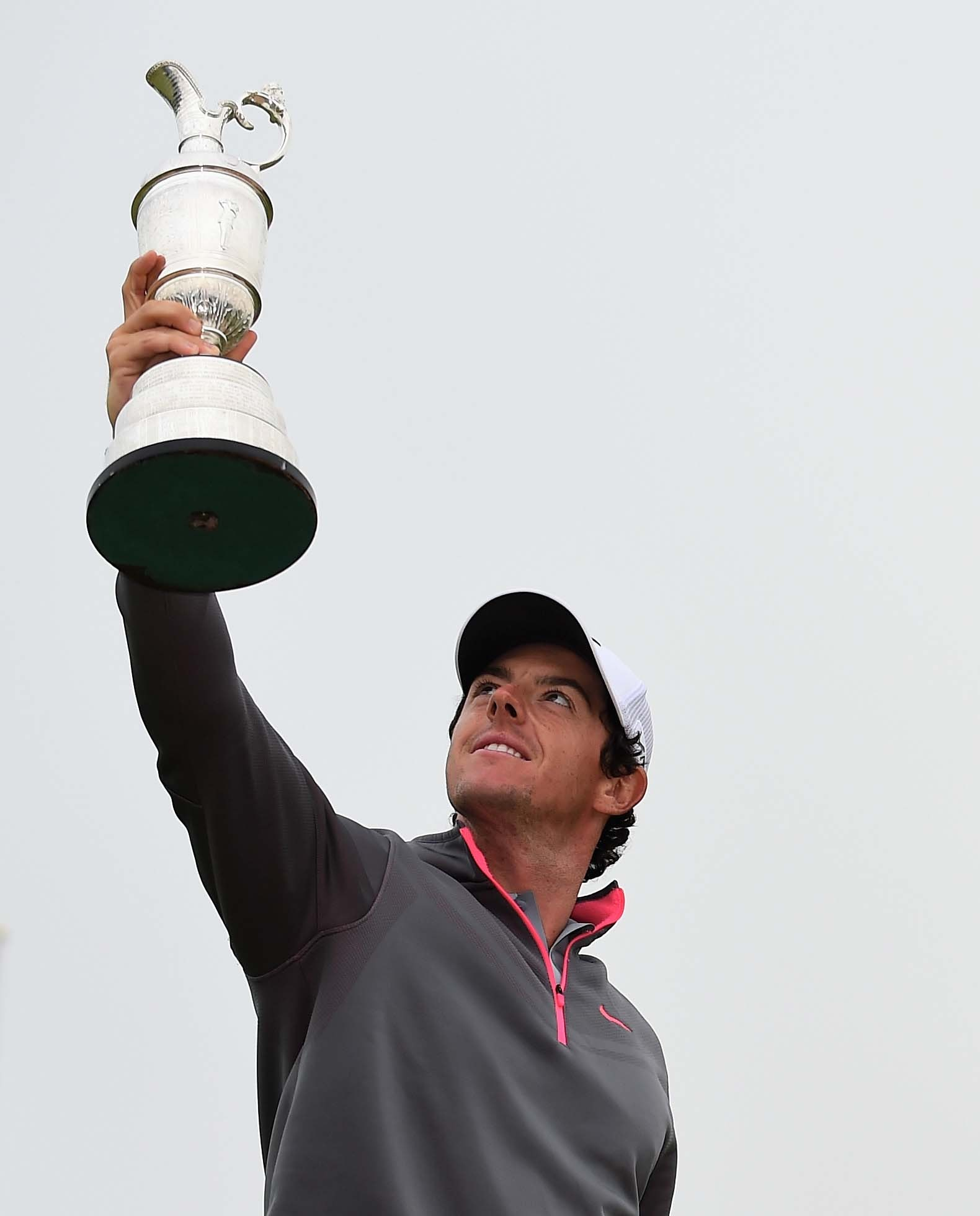 Rory McIlroy at the 2014 Open Championship