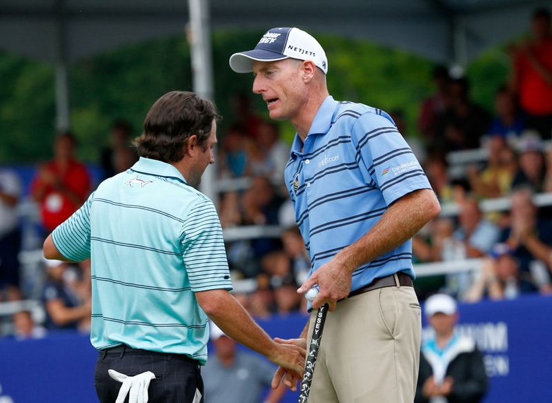 Tim Clark, Jim Furyk