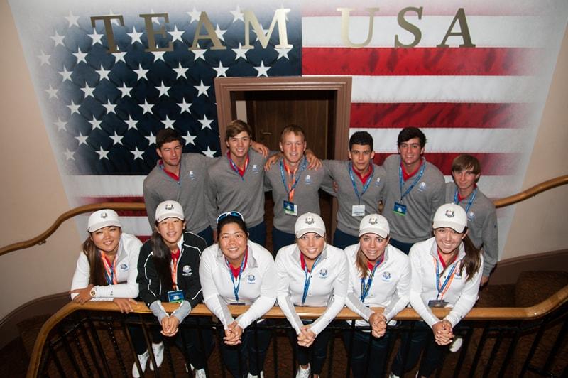 U.S. Junior Ryder Cup team