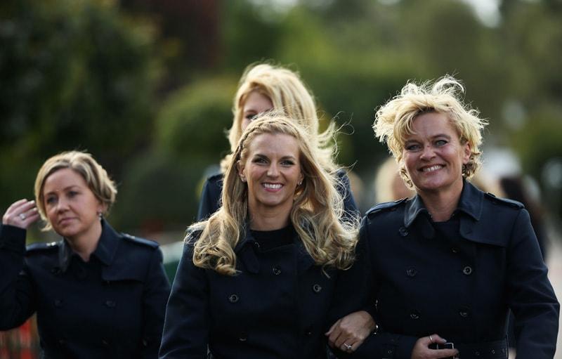 Kate Rose and Pernilla Bjorn