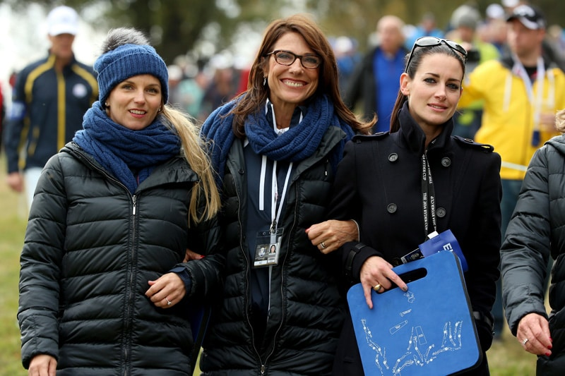 Kate Rose, Suzanne Torrance, Kirsty Gallacher