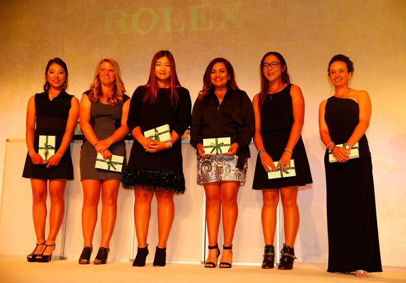 2014 LPGA Rolex Player Awards