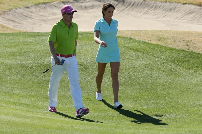 Jonas Blixt, Holly Sonders