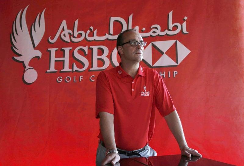 Giles Morgan, head of sponsorship at HSBC