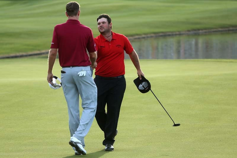 Patrick Reed and Brendon Todd