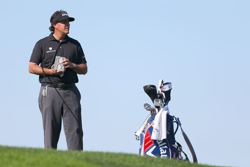 Phil MickelsonPhil Mickelson
