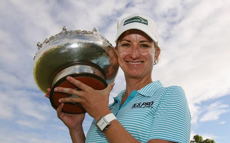 Women's Australian Open: Karrie Webb