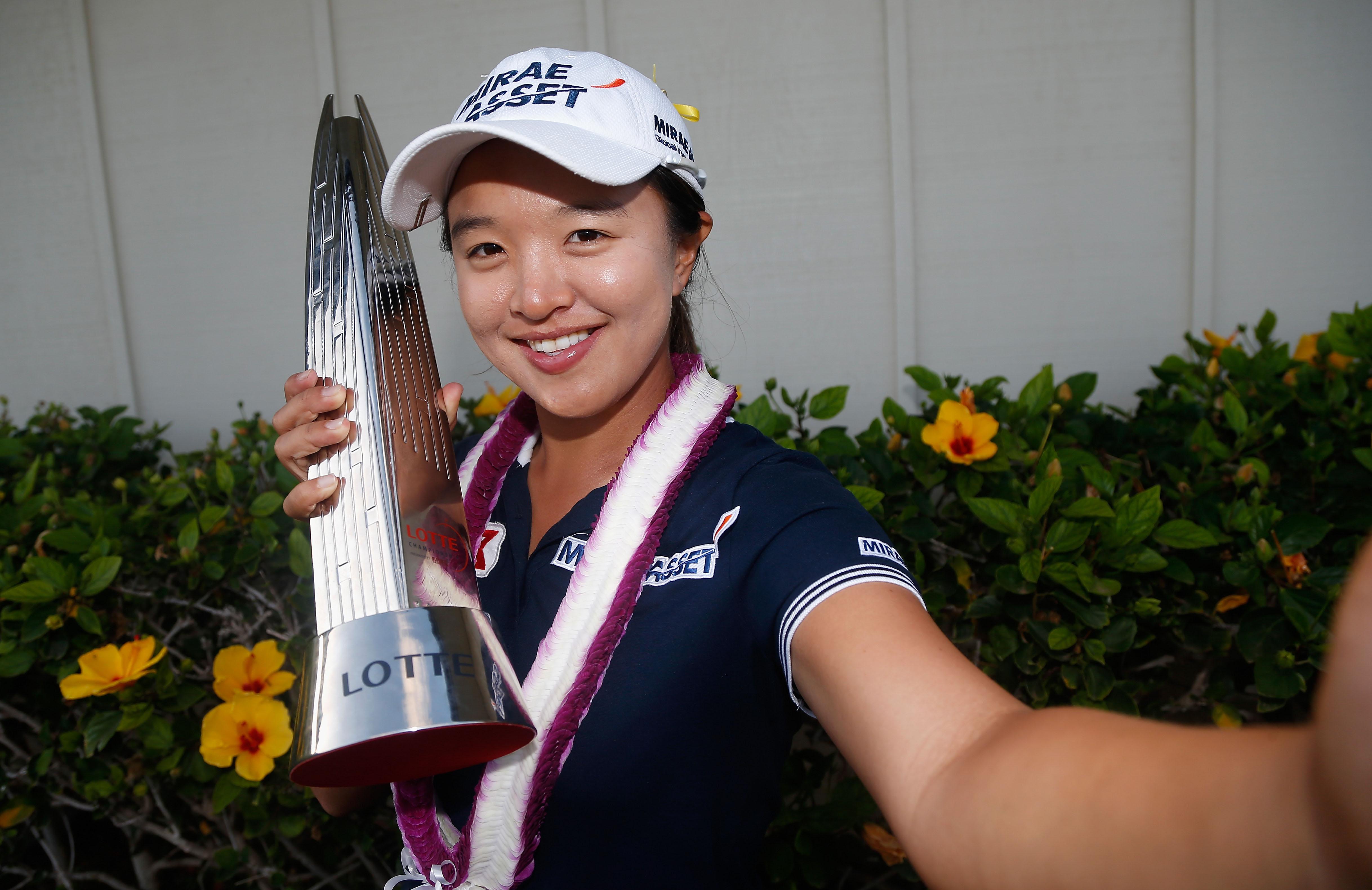 Lotte Championship: Sei Young Kim