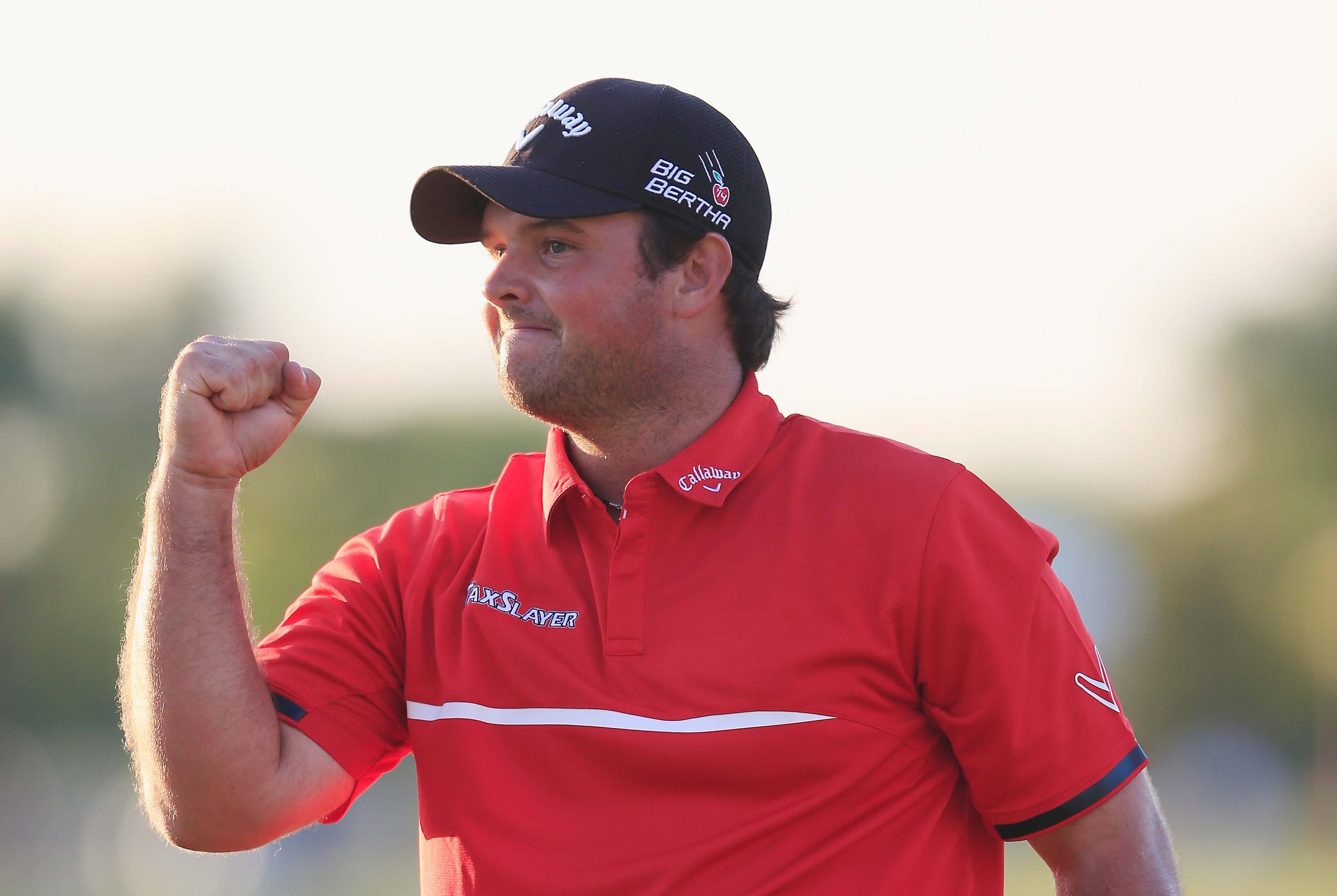 Patrick Reed calling himself a 'top-5 player' after win at Doral