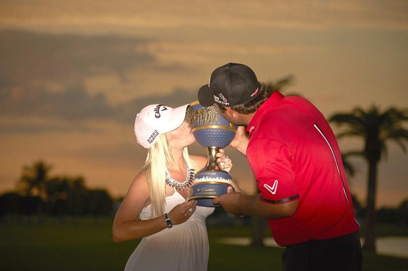 WGC-Cadillac Championship: Patrick Reed