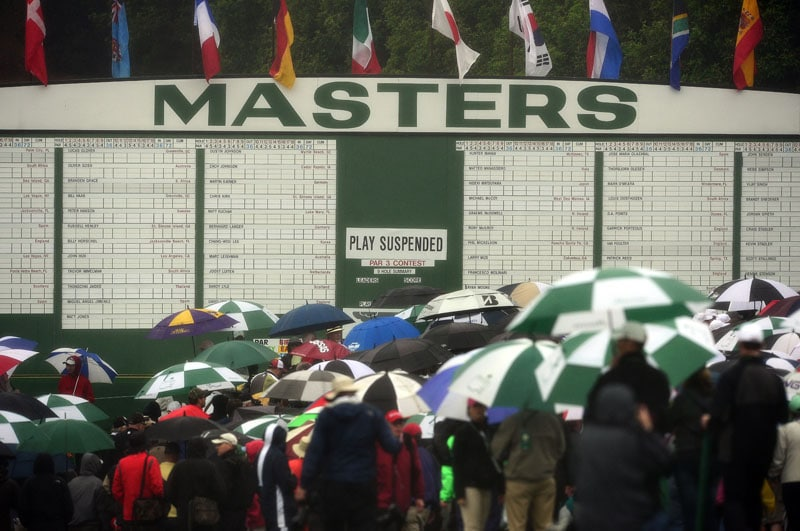 2014 Masters Tournament