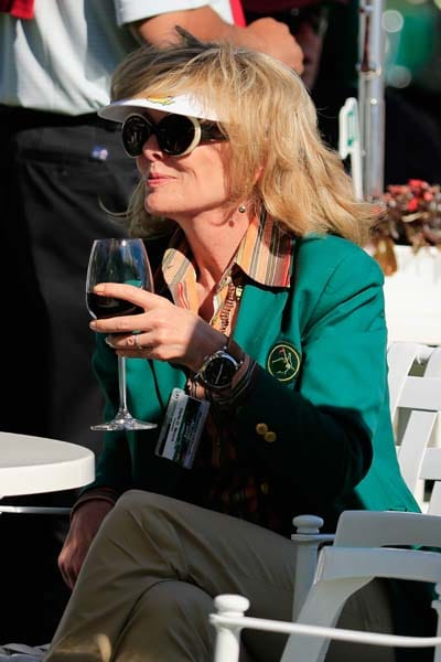 Coolest Augusta member ever? Coolest Augusta member ever.