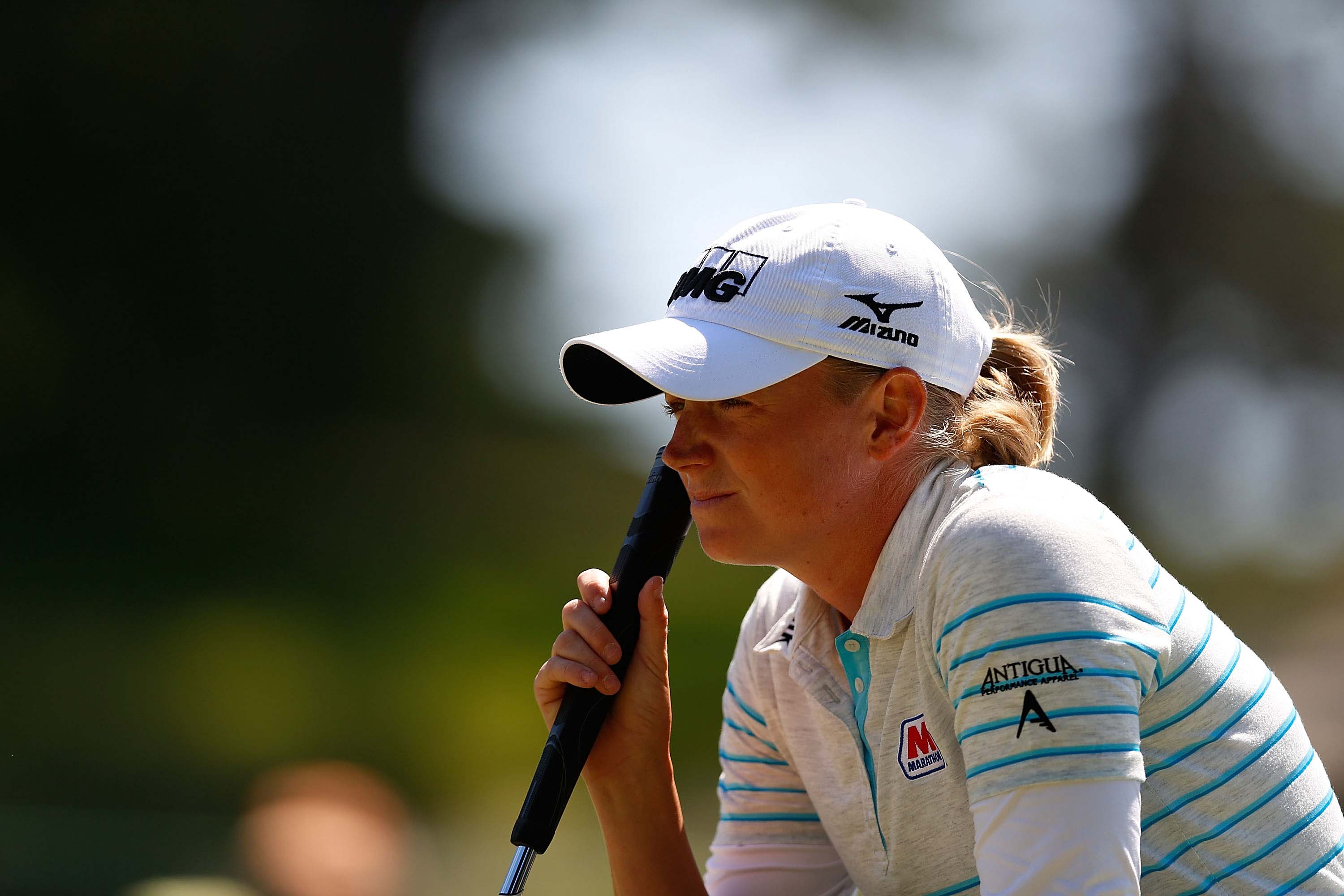 T-shirt worn by Stacy Lewis' 3-year-old nephew