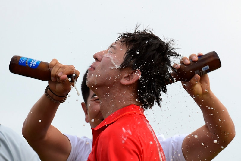 Zurich Classic of New Orleans: Seung-Yul Noh