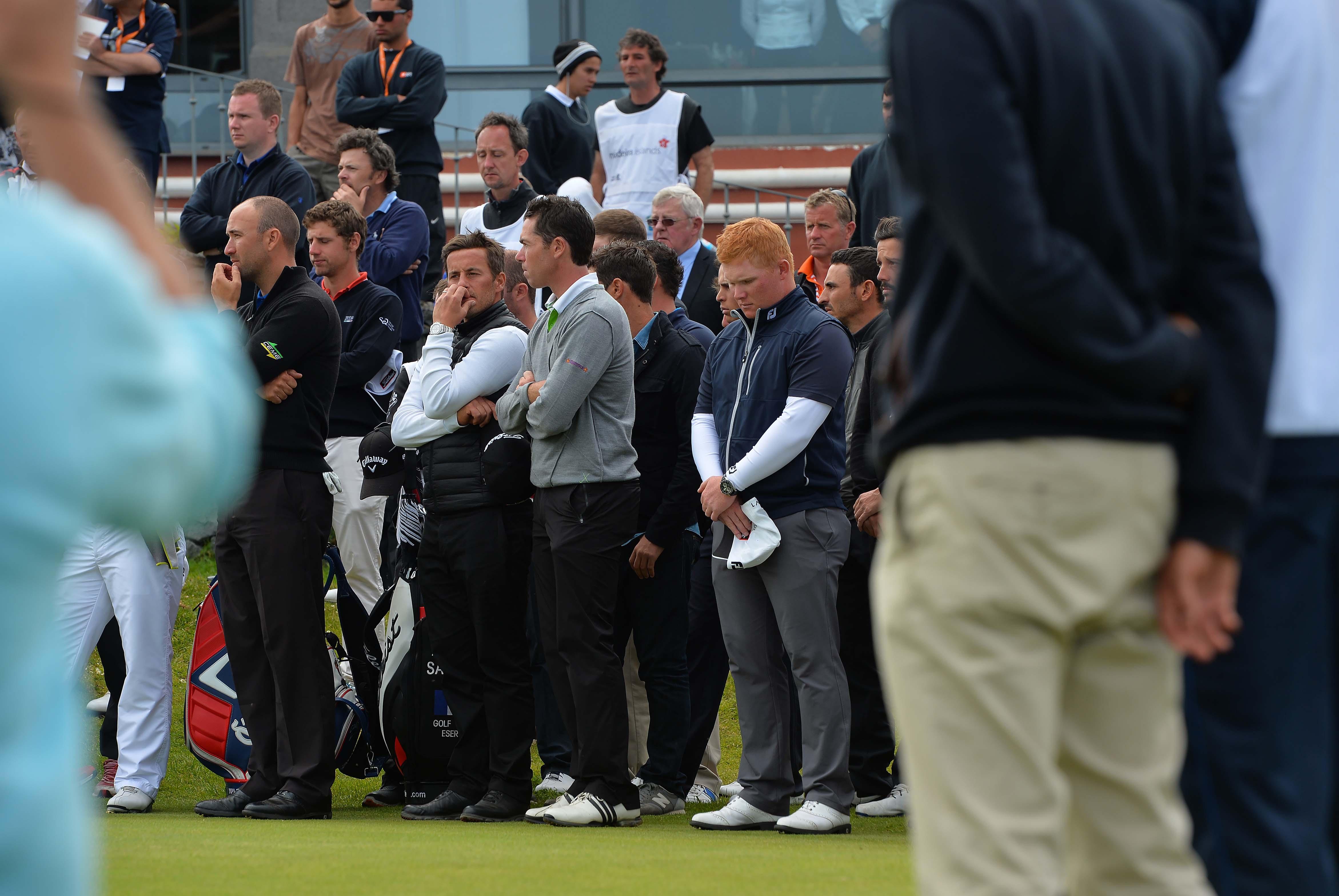 Caddie Ian McGregor dies during tournament