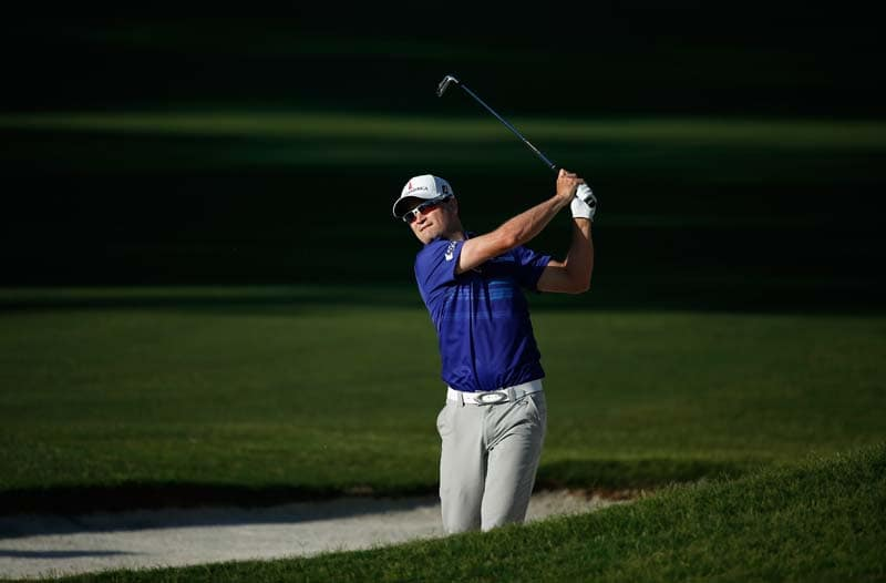 ... 2014 Crowne Plaza Invitational at Colonial. Previous. Zach Johnson