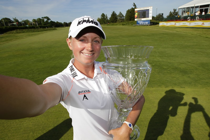 ShopRite LPGA: Stacy Lewis