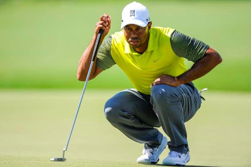 4. Tiger Woods