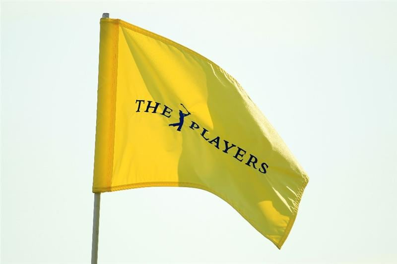 PONTE VEDRA BEACH, FL - MAY 14:  A flagstick is during the third round of THE PLAYERS Championship held at THE PLAYERS Stadium course at TPC Sawgrass on May 14, 2011 in Ponte Vedra Beach, Florida.  (Photo by Streeter Lecka/Getty Images)