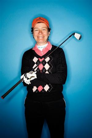 CITY OF INDUSTRY, CA - MARCH 22:  Catriona Matthew of Scotland poses for a portrait on March 22, 2011 at the Industry Hills Golf Club in the City of Industry, California.  (Photo by Jonathan Ferrey/Getty Images)