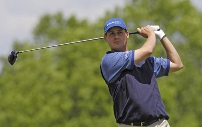 Jeff Quinney during the first round of the Rheem Classic presented by Times Record held at Hardscrabble Country Club in Fort Smith, AR, on May 11, 2006.Photo by Steve Levin/WireImage.com