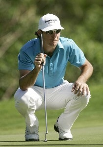 Will MacKenzie during the fourth and final round of the Mercedes-Benz Championship held on the Plantation Course at Kapalua in Kapalua, Maui, Hawaii, on January 7, 2007. PGA TOUR - 2007 Mercedes-Benz Championship - Final RoundPhoto by Sam Greenwood/WireImage.com