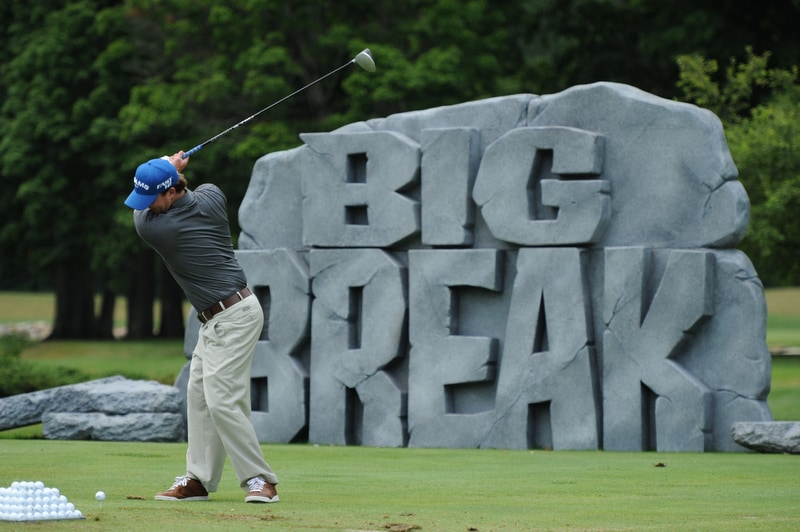 Big Break Greenbrier, Rick Cochran