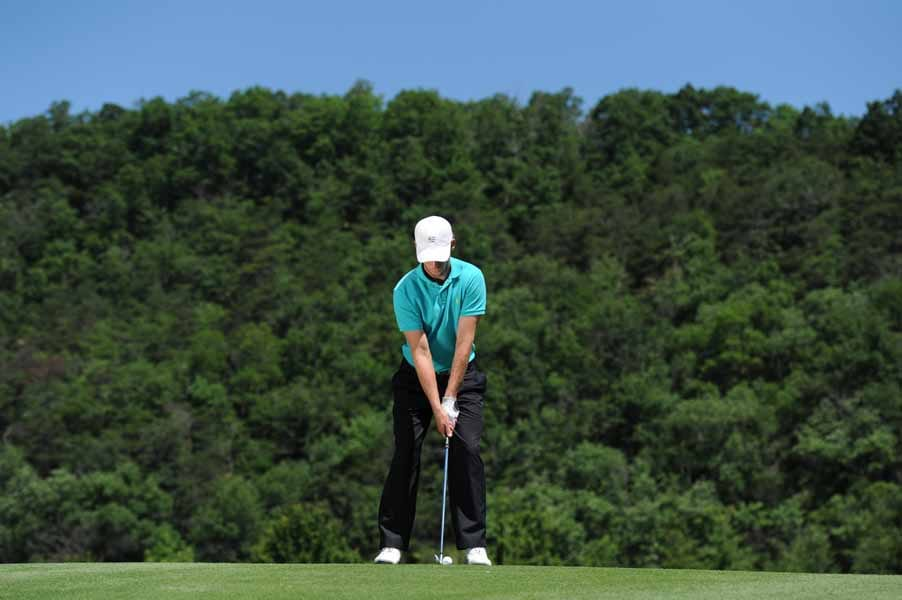Mark Silver's Swing Sequence Photo Gallery | Golf Channel