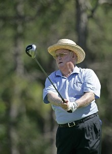Bob Murphy during the second round of the Boeing Championship at Sandestin at Raven Golf Club in Destin, Florida on May 13, 2006.Photo by Michael Cohen/WireImage.com