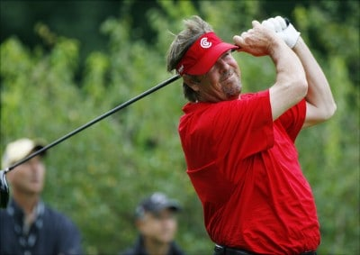 Steve Lowery during the third round of the Canadian Open held at Hamilton Golf and Country Club in Ancaster, Ontario, Canada, on September 9, 2006.Photo by: Stan Badz/PGA TOUR