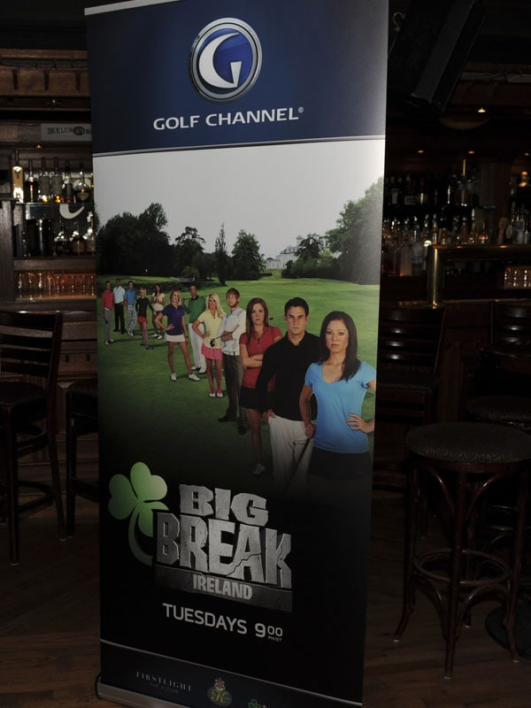 Big Break Ireland Premiere Party