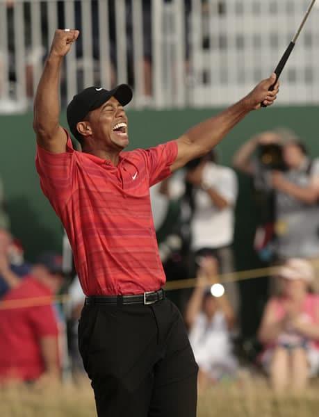 Tiger Woods, 2006