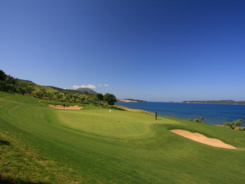 Bay Course at Costa Navarino
