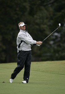 Tim Petrovic during the second round of the Chrysler Classic of Greensboro at Forest Oaks Country Club in Greensboro, North Carolina on October 6, 2006. PGA TOUR - 2006 Chrysler Classic of Greensboro - Second RoundPhoto by Michael Cohen/WireImage.com