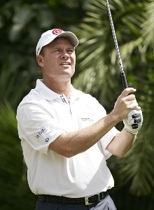 Joe Durant during a practice round at the CA Championship held at the Doral Resort and Spa on the Blue Monster Course in Miami, Florida on Wednesday, March 21, 2007. PGA TOUR - WGC - 2007 CA Championship - Practice RoundPhoto by Sam Greenwood/WireImage.com