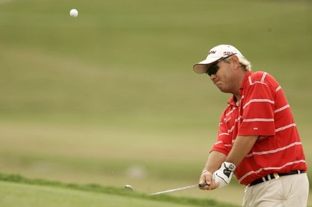 Titch Moore during the second round of the 2005 Abama Open De Canarias at the Abama Golf Resort. October 7, 2005Photo by Pete Fontaine/WireImage.com