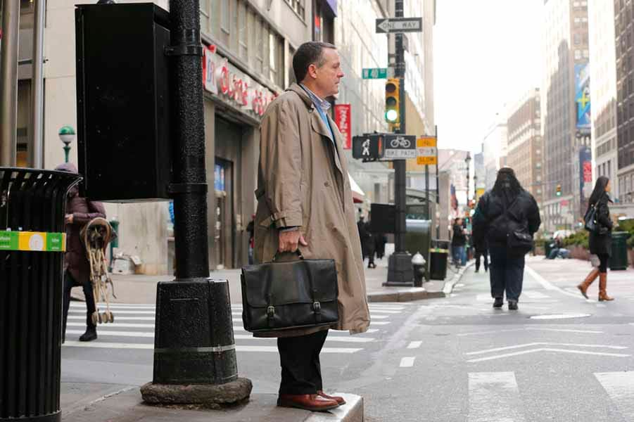 Even Harder to Cross the Street in NYC!
