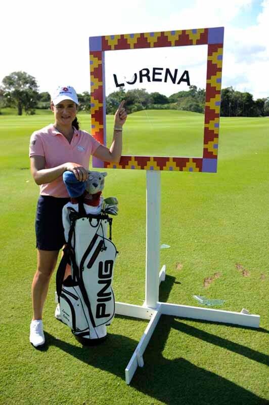 Big Break Mexico; Lorena Ochoa