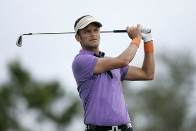Jesper Parnevik in action during the first round of The Honda Classic held on the Sunshine Course at Country Club at Mirasol in Palm Beach Gardens, Florida, on March 9, 2006.Photo by: Stan Badz/PGA TOUR