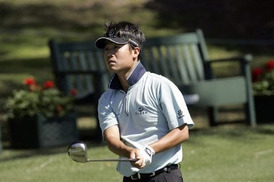 Kevin Na during the 2006 Verizon Heritage Monday Pro-Am on April 10, 2006, at Harbour Town Golf Links in Hilton Head Island, South Carolina.Photo by Kevin C.  Cox/WireImage.com