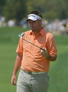 Kenneth Ferrie during the second round of the 2006 U.S. Open Golf Championship at Winged Foot Golf Club in Mamaroneck, New York on June 16, 2006.Photo by Marc Feldman/WireImage.com