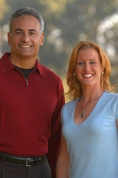 Vince Cellini and Stephanie Sparks