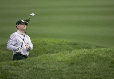 Steve Flesch during the first round for THE PLAYERS Championship held at the TPC Stadium Course in Ponte Vedra Beach, Florida on March 23, 2006.Photo by Sam Greenwood/WireImage.com
