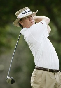 Briny Baird during the third round of the Sony Open in Hawaii held at Waialae Country Club in Honolulu, Hawaii, on January 13, 2007. Photo by: Stan Badz/PGA TOURPhoto by: Stan Badz/PGA TOUR