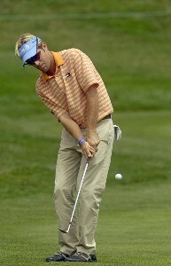 Brett Quigley during the third round of The International on Saturday August 12, 2006 at Castle Pines Golf Club in Castle Rock, ColoradoPhoto by Marc Feldman/WireImage.com